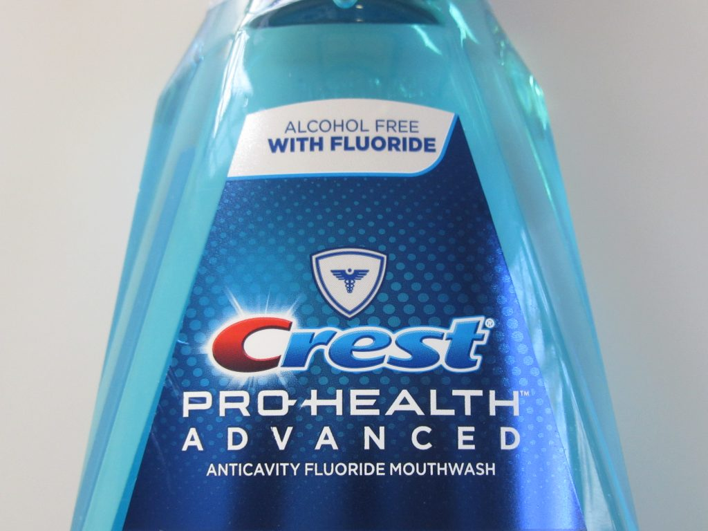 Crest Pro-Health Advanced Mouthwash