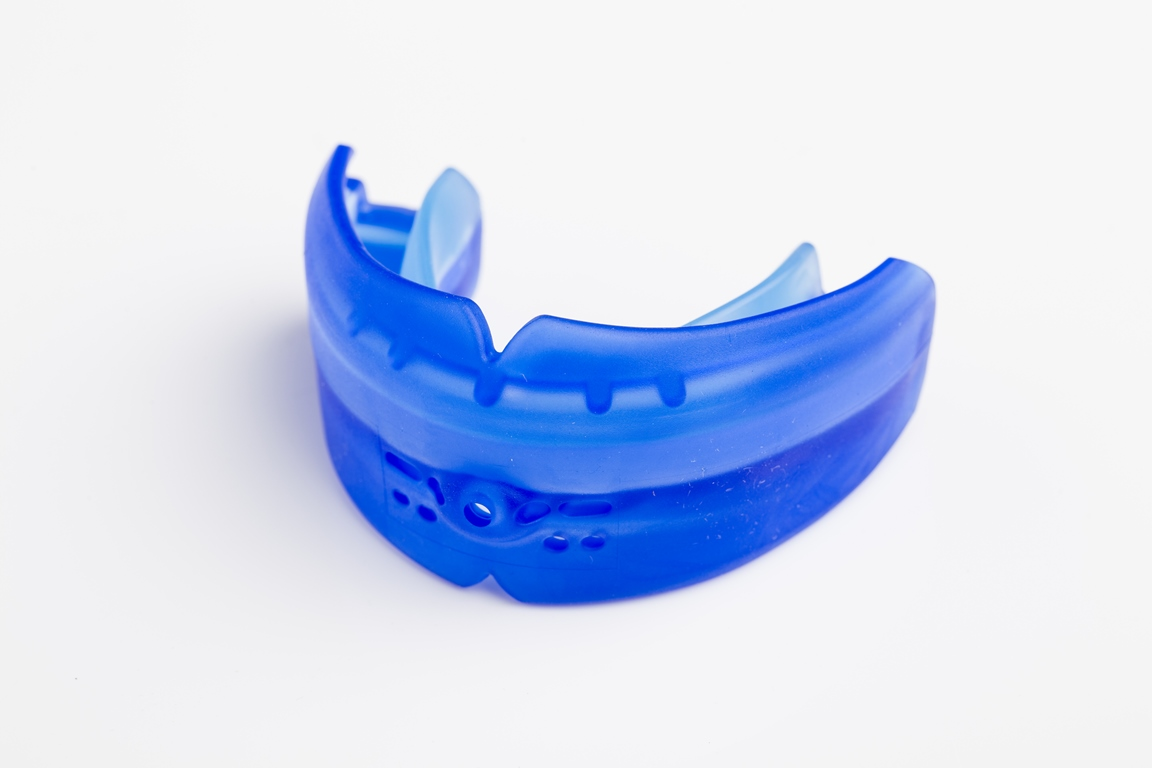 Blue Mouthguard