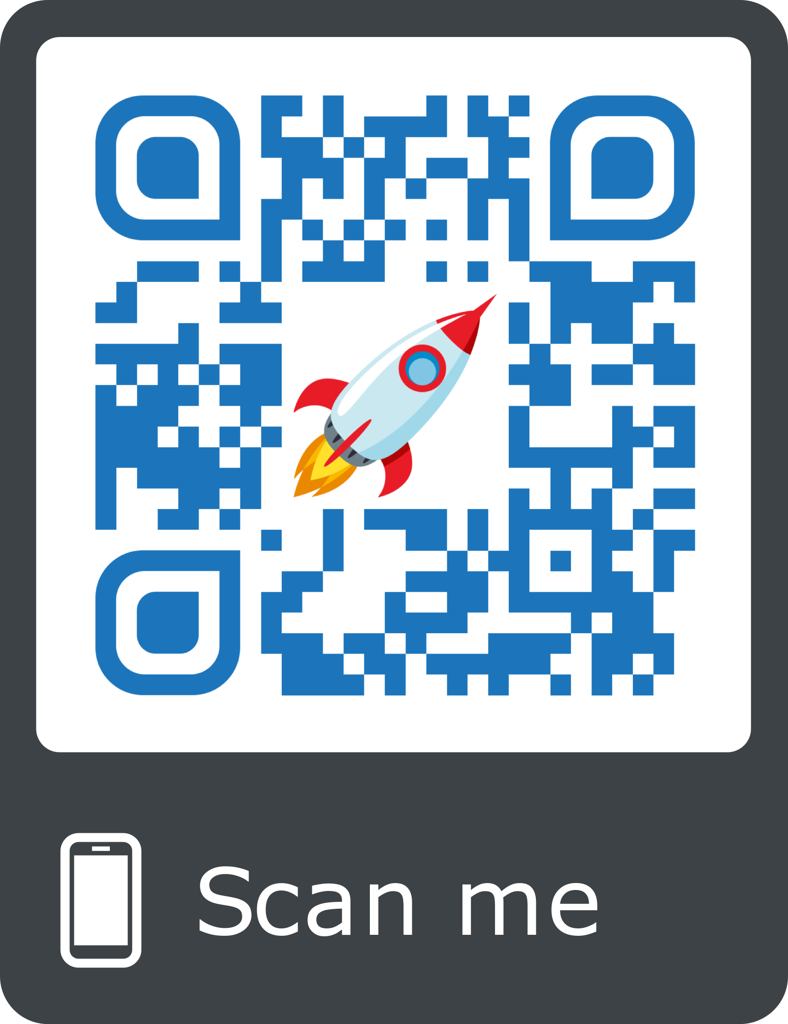 Scan this code to download the app Smile-tastic!