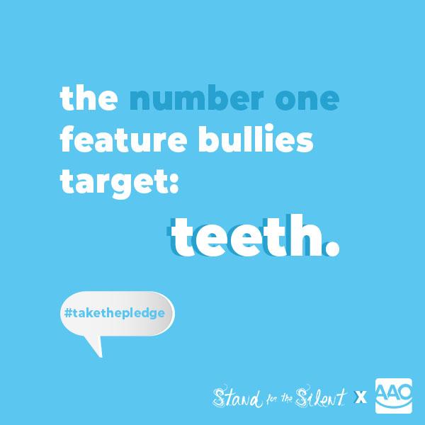 Bullies Target Teeth